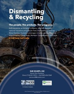 dismantling recycling