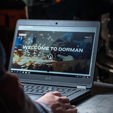 Dorman products screen