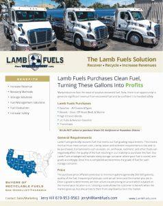 Lamb Fuels