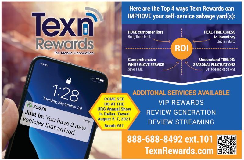 Texn Rewards