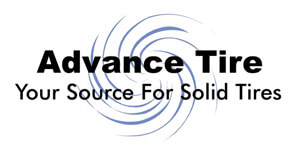advance tire logo