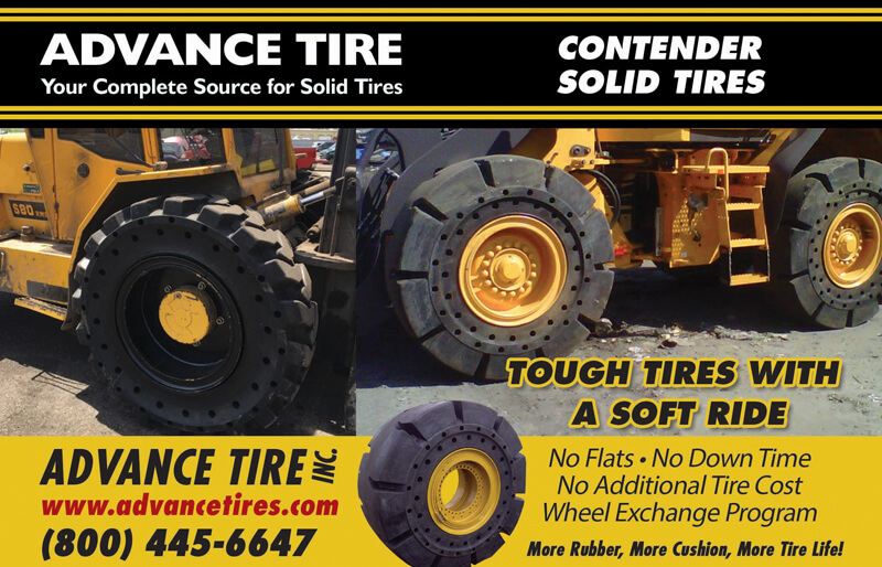 advance tire inc